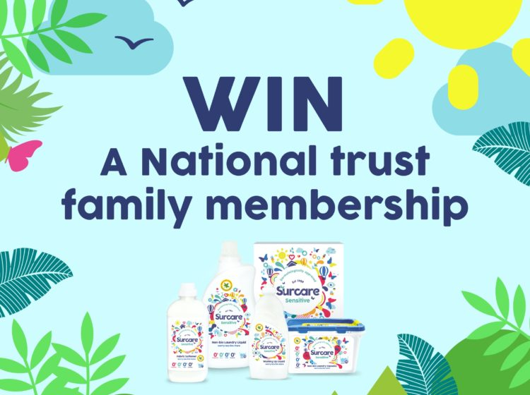 WIN a National Trust Family Membership